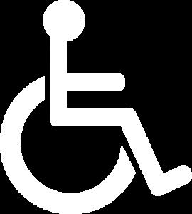 Label Accès Handicap - Hôtel le Chalet à Ax les Thermes