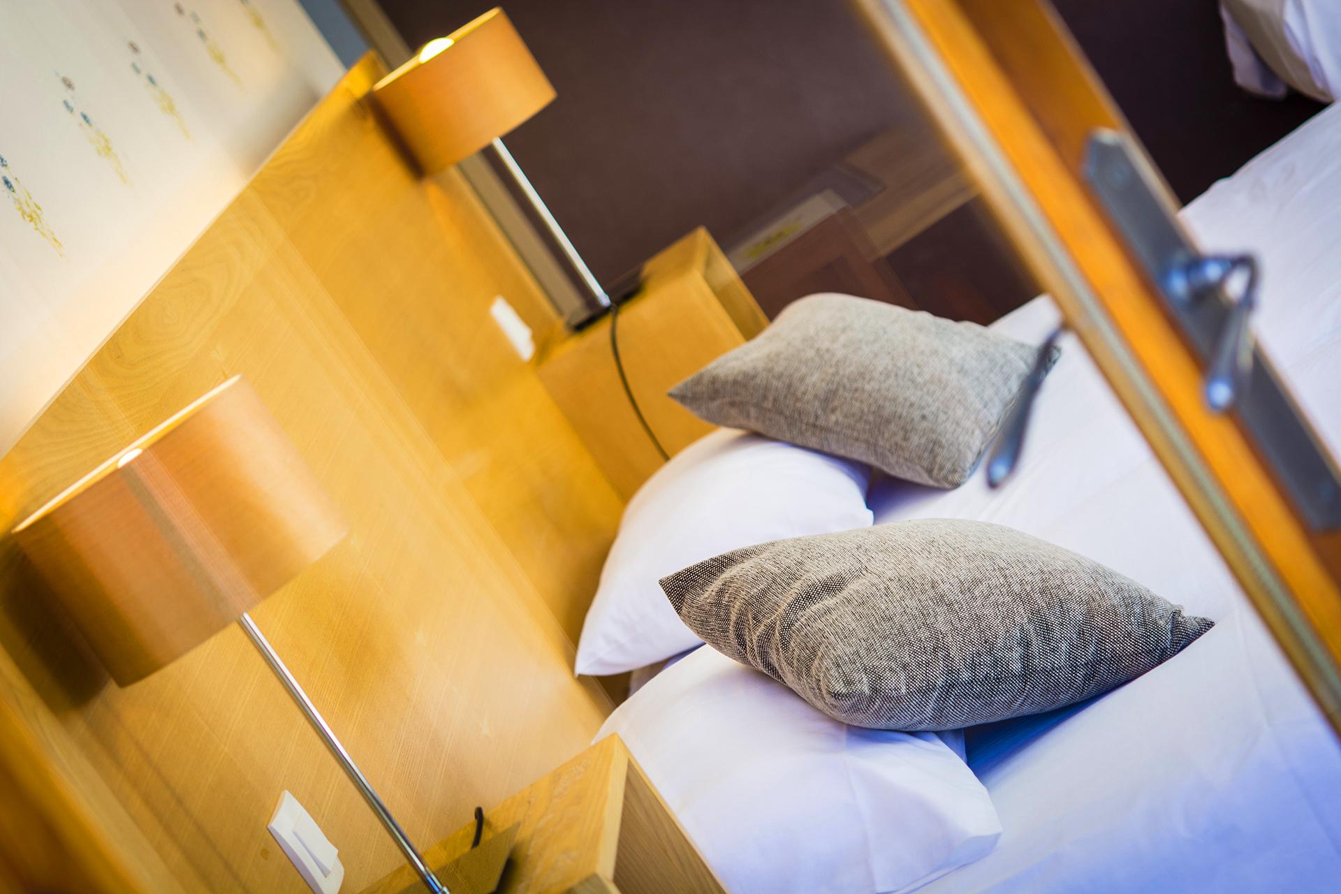 Chambres Communicantes - Hôtel *** le Chalet à Ax les Thermes en Ariège Pyrénées